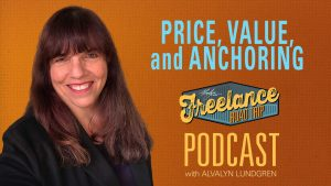 Freelance Road Trip Podcast with Alvalyn Lundgren episode 54