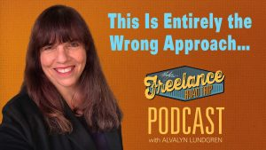 Freelance Road Trip Podcast with Alvalyn Lundgren episode 56