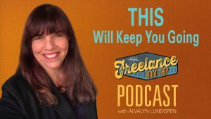 Freelance Road Trip Podcast with Alvalyn Lundgren episode 61