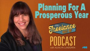 Freelance Road Trip Podcast with Alvalyn Lundgren Episode 65