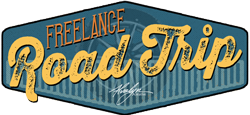 Freelance Road Trip logo